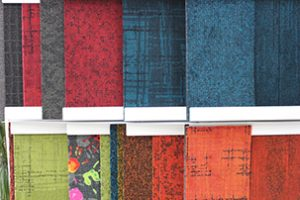 Commercial carpet samples